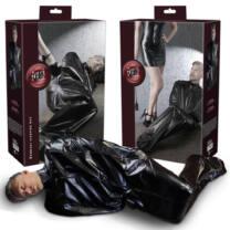 Fetish - zip-zip leatherette (black)