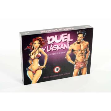 Duel v Láskaní - spoločenská hra (v slovenskom jazyku)