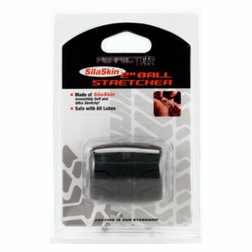 Perfect Fit - SilaSkin Ball Stretcher Black