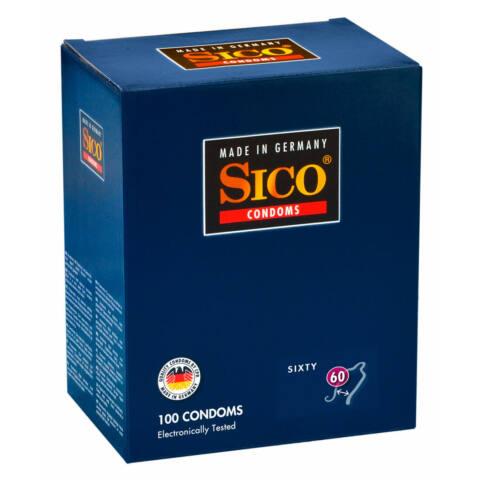 SICO 60mm - kondómy (100ks)