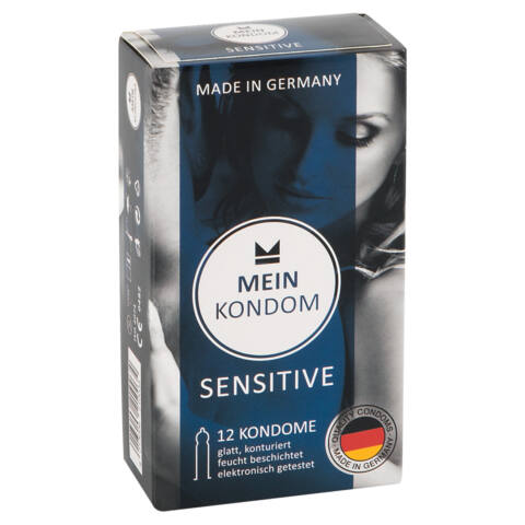 Mein Kondom Sensitive pack of 12