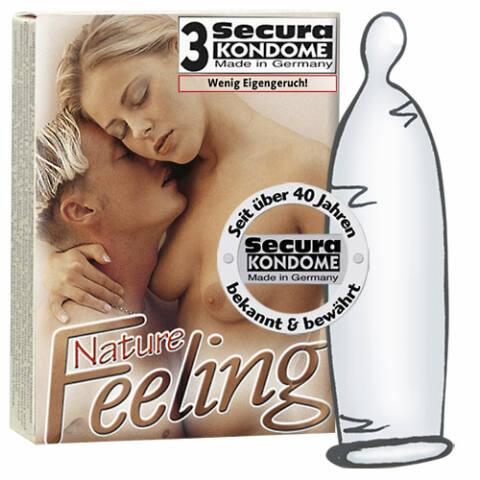 Prirodzený pocit (3 ks)