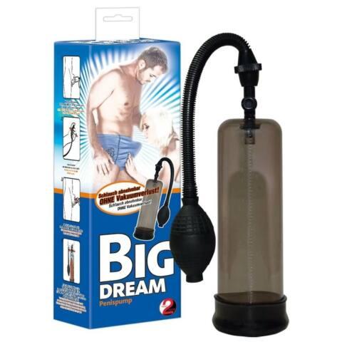 You2Toys Big Dream  - vákuová pumpa na penis