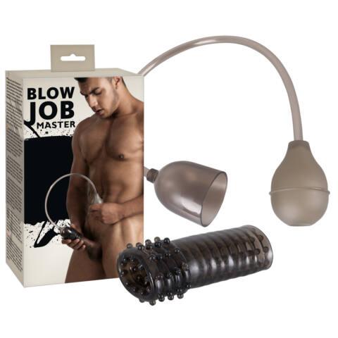 You2Toys Blow Job Master - vákuová pumpa na penis