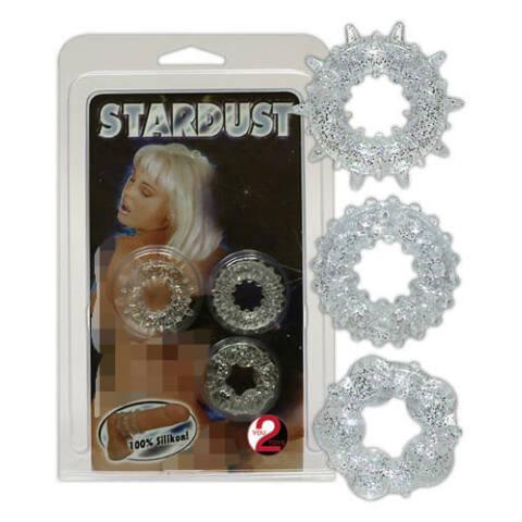 You2Toys Stardust - krúžky na penis
