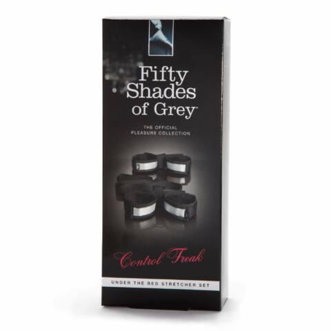 Fifty Shades Of Grey Control Freak - exkluzívna sada pút