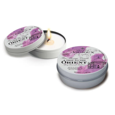 """Massage Candle """"A Trip to The Orient"""""""