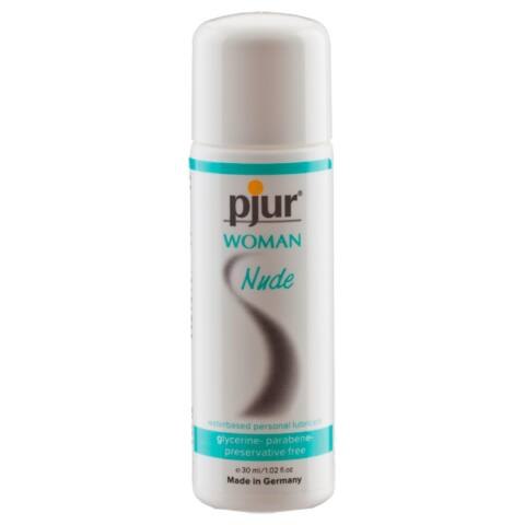 pjur Woman Nude - senzitívny lubrikant (30 ml)