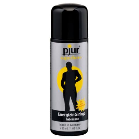 pjur Superhero - energetizujúci lubrikant pre mužov (30 ml)