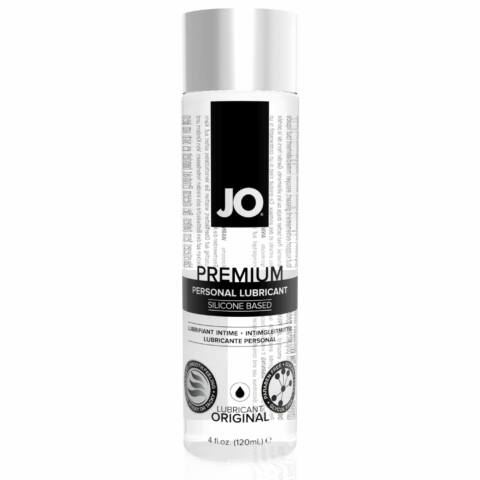 JO Prémium silikónový lubrikant (135 ml)