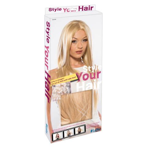Wig - blonde