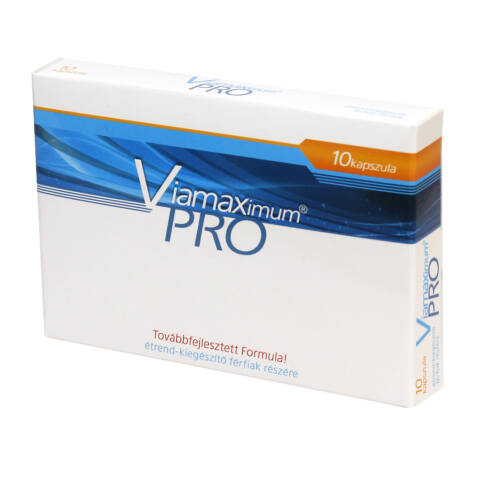 Viamaximum Pro - výživový doplnok pre mužov (10ks)