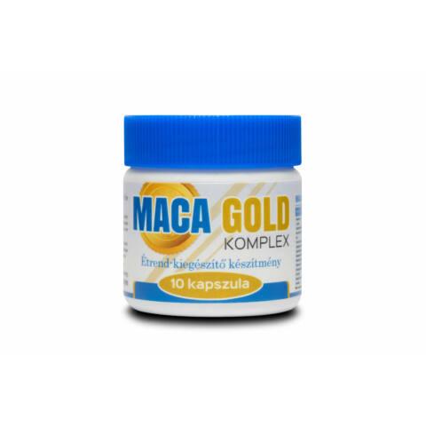 Maca Gold Komplex – výživový doplnok pre mužov (10ks)