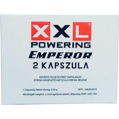 XXL Powering – výživový doplnok pre mužov (2ks)
