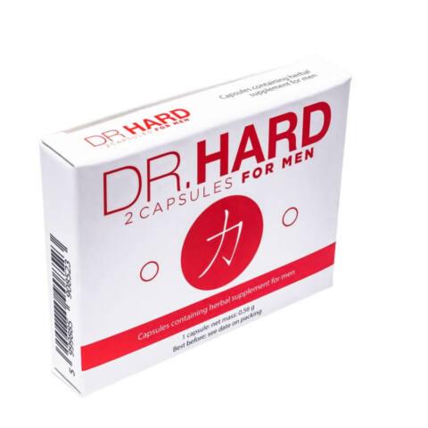 Dr. Hard - capsule for men (2 pcs)