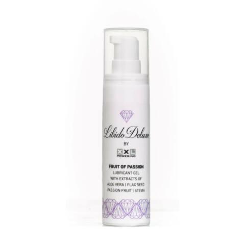 Libido Deluxe intim lubrikačný gel maracuja (30ml)