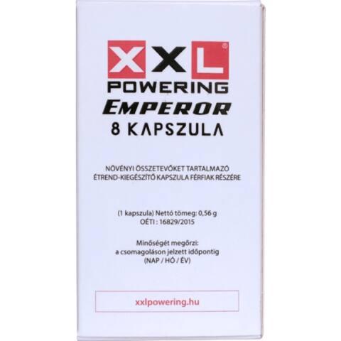 XXL powering kapsula (8 ks)