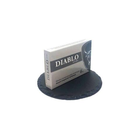 Diablo Max dietary supplement men (6pcs)