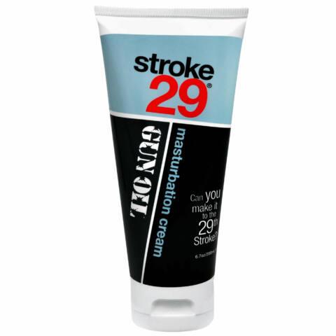 Gun Oil - Stroke 29 Masturbation Cream 100 ml