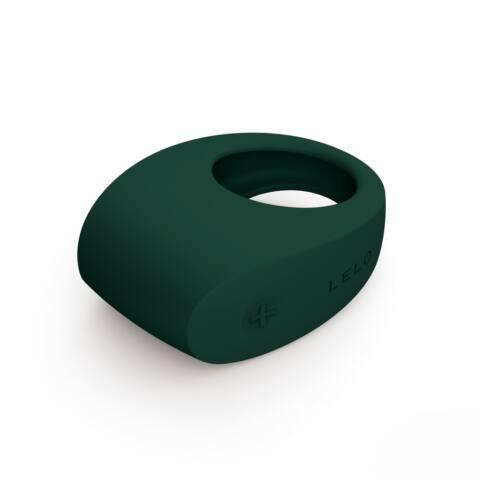 LELO Tor 2 – vibračný krúžok na penis (zelený)