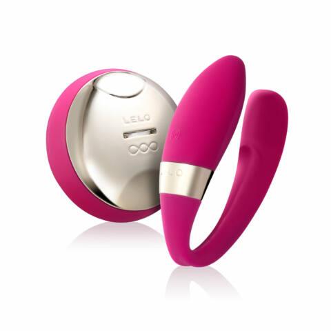 LELO Tiani 2 – silikónový vibrátor pre páry (pink)
