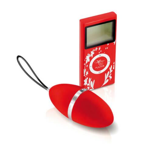 Plaisirs Secrets - Vibrating Egg Red