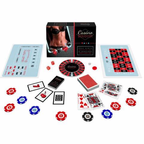 KHEPER GAMES - CASINO BOUDOIR