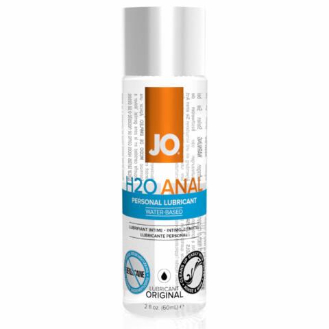 System JO - Anal H2O Lubricant 60 ml
