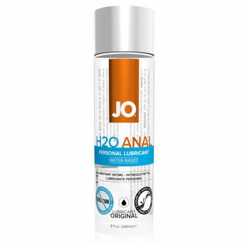 System JO - Anal H2O Lubricant 240 ml
