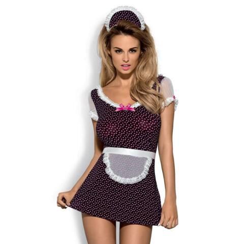 Obsessive - Sugarella Costume LXL