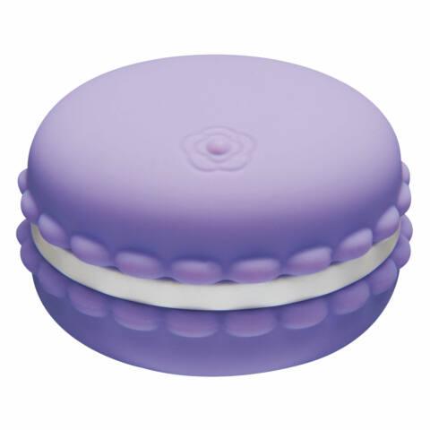 Kawaii - Macaroon Massager Blackcurrant Violet