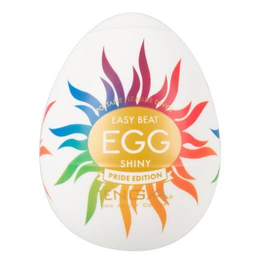 TENGA Egg Shiny Pride - masturbator (6pcs)