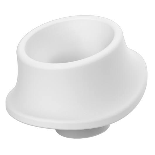Womanizer L - replacement suction bell set - white (3pcs) - large