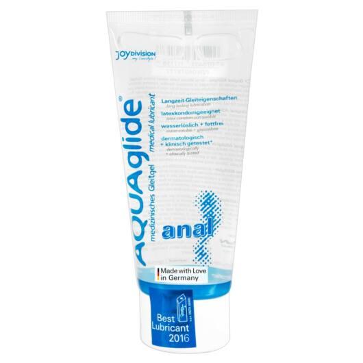 Joydivision - lubrikačný gél Aquaglide anal (100 ml)