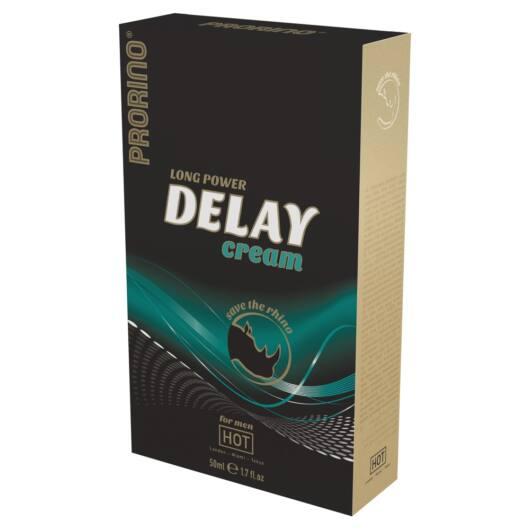 Prorino Delay – krém na oddialenie ejakulácie (50ml)