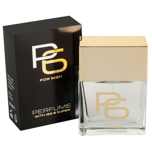 P6 Iso E Super – parfém s mimoriadne mužskou vôňou (25ml)