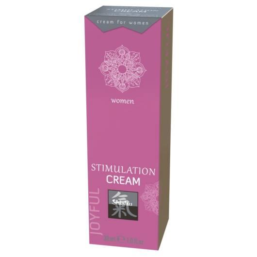 HOT Shiatsu Stimulation - Clitoris Stimulation Cream (30ml)