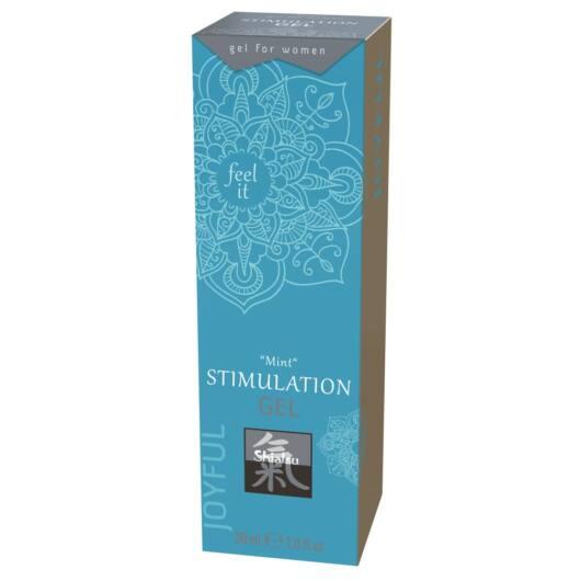 HOT Shiatsu - Clitoris Stimulating Cream - Mint (30ml)