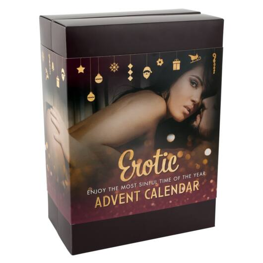 Erotic Luxury Advent Calendar (24 Piece)
