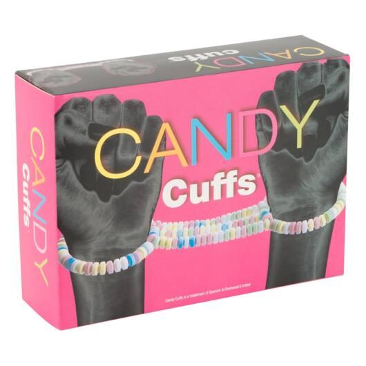 Candy Cuffs – putá z cukríkov – farebné (45g)