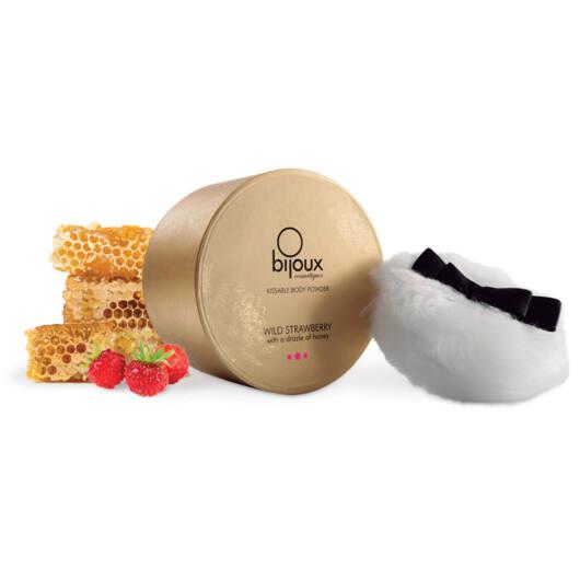 bijoux indiscrets - jahodový telový púder (45g)