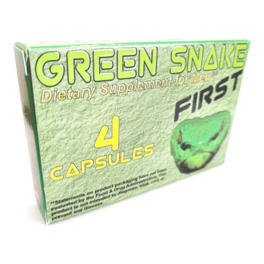 Green Snake Forte  - 6 pcs