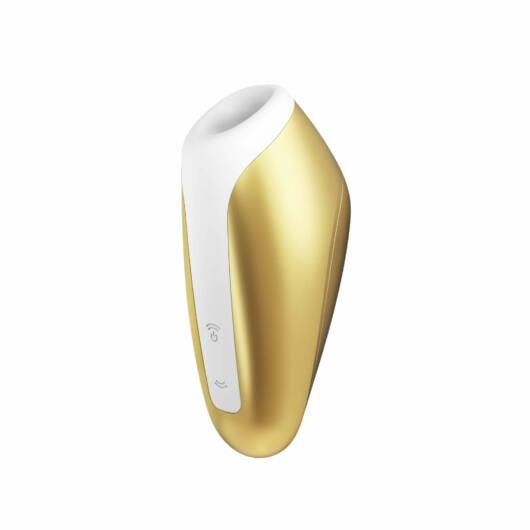 Satisfyer Love Breeze - nabíjací, vodotesný stimulátor na klitoris (žltý)