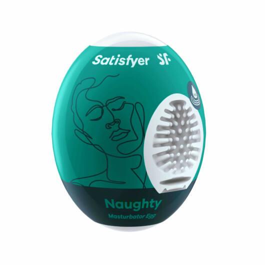 Satisfyer Masturbator Egg (Naughty)