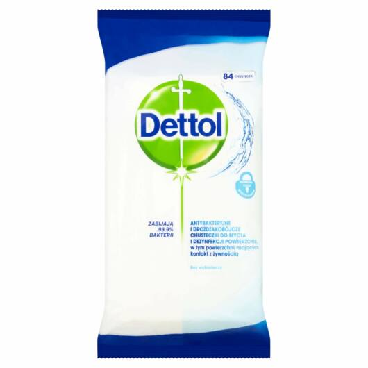 Dettol - antibacterial surface cleaning cloth (36pcs)