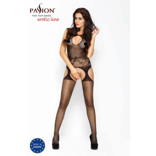 Passion BS011 - erotic set (black)