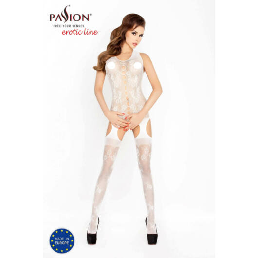 Passion BS012 - erotic set (white)