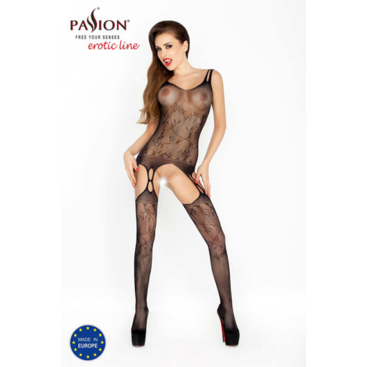 Passion BS015 - erotic set (black)
