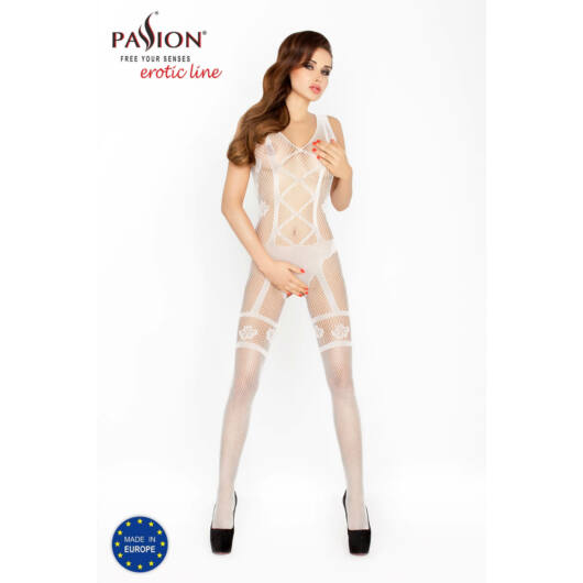 Passion BS018 - overal (white)