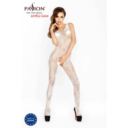 Passion BS020 - overal (white)
